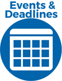 Events and Deadlines icon