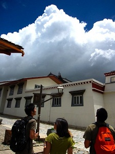 Clouds in Yunnan